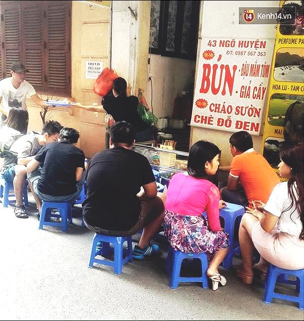 Bún đậu mắm tôm: Hà Nội chỉ ăn buổi trưa, Sài Gòn ăn cả đêm cả ngày - Ảnh 4.