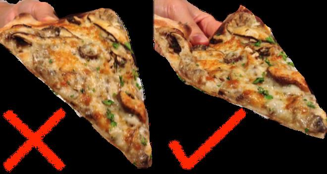 90% chúng ta đang không biết ăn pizza đúng cách - Ảnh 4.