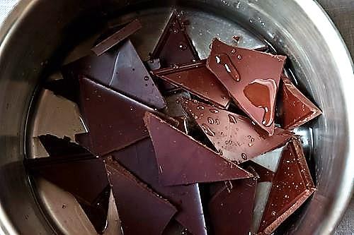 3 công thức chocolate pudding vừa ngon vừa dễ dành riêng cho các bạn muốn làm đẹp da - Ảnh 12.