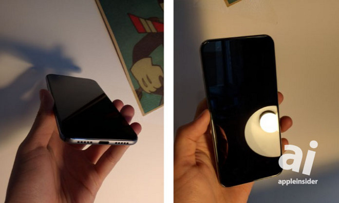 Lộ ảnh chụp cho thấy iPhone 7 có thể không có nút Home vật lý - Ảnh 1.