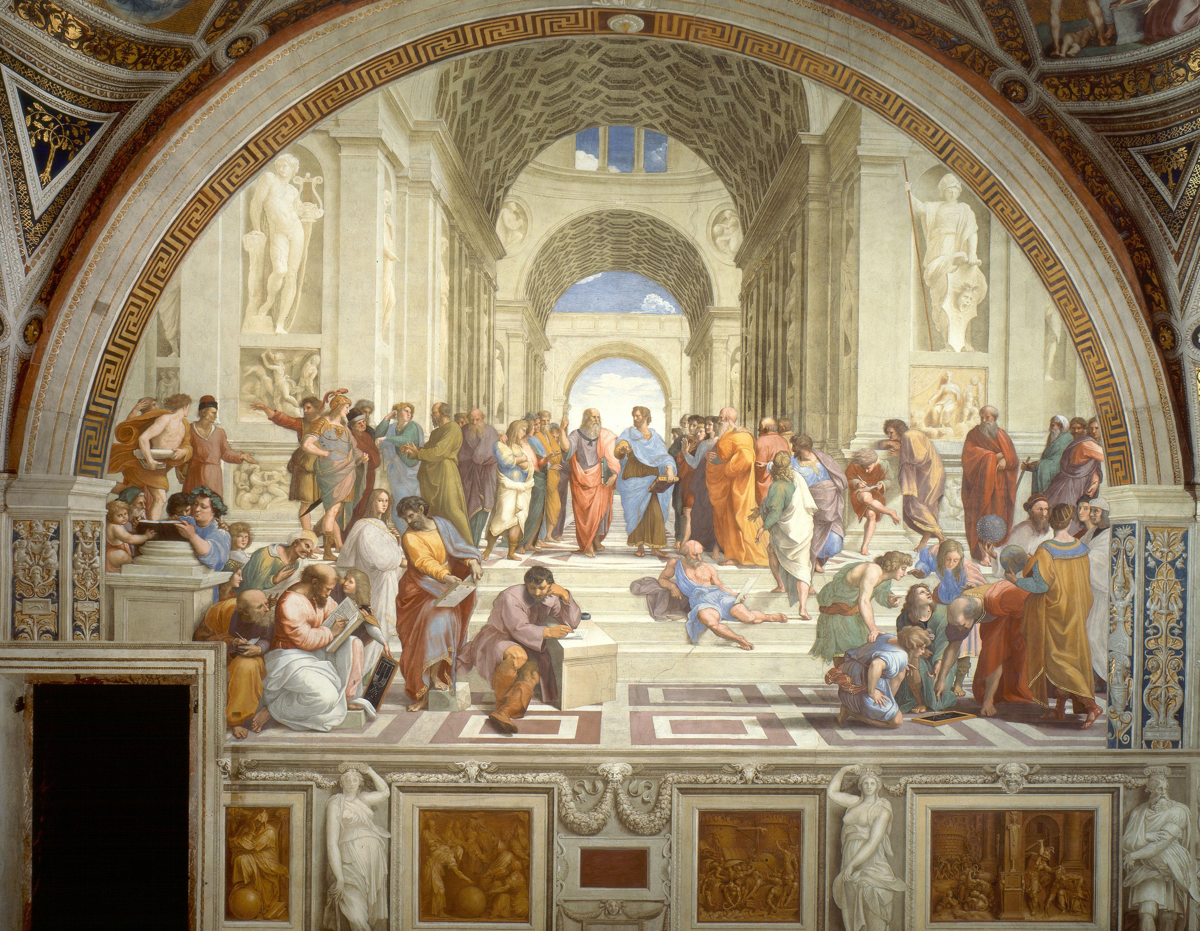 Ý nghĩa ẩn trong 4 kiệt tác hội họa thời Phục Hưng mà giới quý tộc nào cũng am hiểu - Ảnh 2.