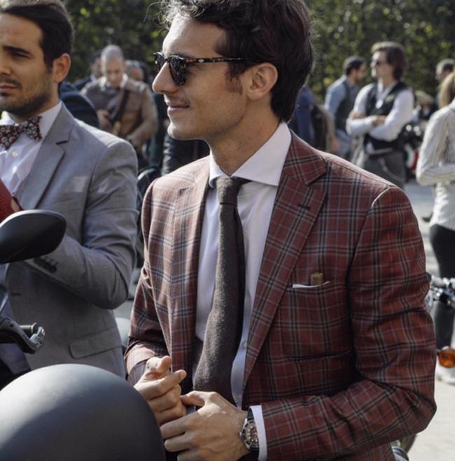 Mặc suit đi motor: Một phong cách vừa ngầu lại vừa lịch của các chàng - Ảnh 14.
