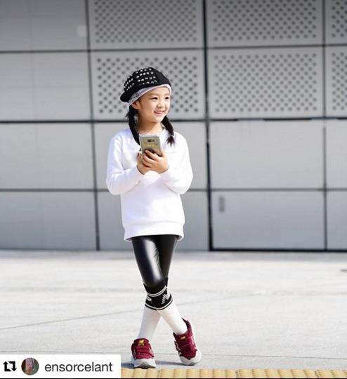 Fashionista hay Ngôi sao? Không, chính các cô bé cậu bé này mới đang thống trị Seoul Fashion Week! - Ảnh 14.