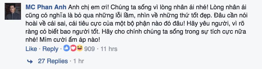 MC Phan Anh lên đường đến Quảng Bình ngay trong đêm, viết vội đôi dòng về lòng nhân ái - Ảnh 2.
