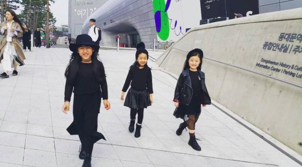 Fashionista hay Ngôi sao? Không, chính các cô bé cậu bé này mới đang thống trị Seoul Fashion Week! - Ảnh 4.