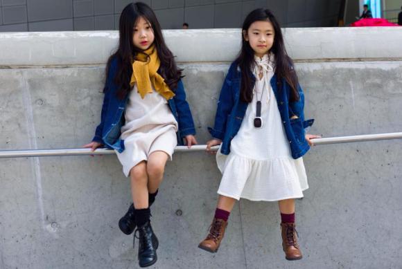 Fashionista hay Ngôi sao? Không, chính các cô bé cậu bé này mới đang thống trị Seoul Fashion Week! - Ảnh 5.