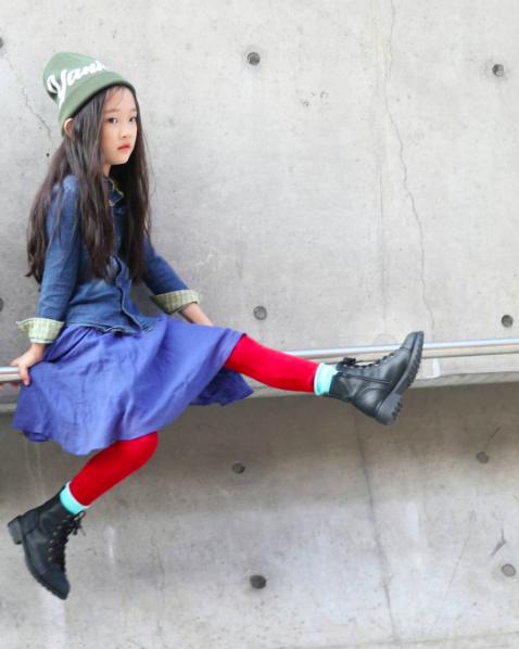 Fashionista hay Ngôi sao? Không, chính các cô bé cậu bé này mới đang thống trị Seoul Fashion Week! - Ảnh 13.