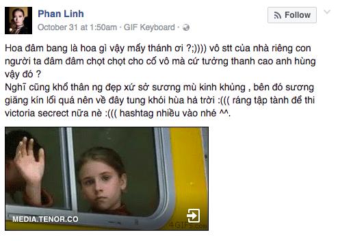 Chuyện làng mẫu Việt: Lùm xùm lan tỏa từ đường băng, ra hậu trường cho đến lên thẳng Facebook - Ảnh 6.