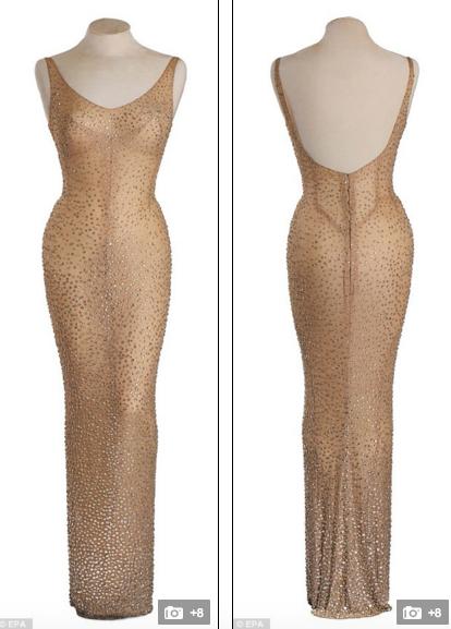 Marilyn Monroe có sống dậy cũng không tin chiếc đầm của mình được bán hơn... 100 tỷ đồng! - Ảnh 4.