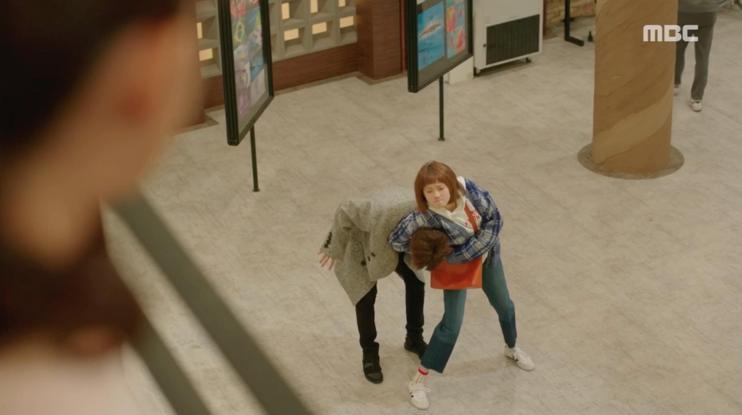 """""""Tiên Nữ Cử Tạ"""": Được trai đẹp tấn công liền tù tì thế này mà Lee Sung Kyung vẫn chưa chịu đổ! - Ảnh 27."""