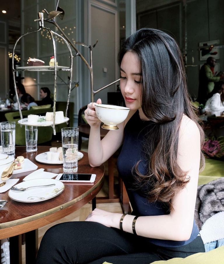 Vừa giàu, vừa xinh, vừa giỏi: Đây chính là hot girl số 1 của Lào, và cô ấy là người gốc Việt! - Ảnh 32.