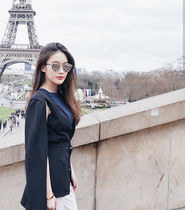 Vừa giàu, vừa xinh, vừa giỏi: Đây chính là hot girl số 1 của Lào, và cô ấy là người gốc Việt! - Ảnh 8.