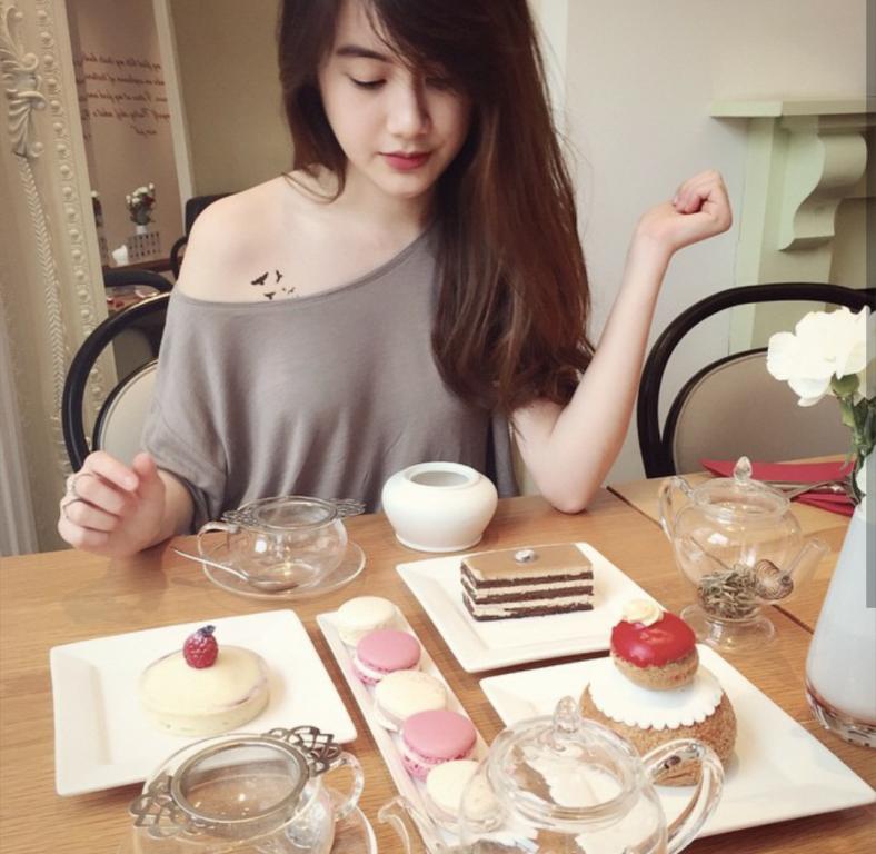 Vừa giàu, vừa xinh, vừa giỏi: Đây chính là hot girl số 1 của Lào, và cô ấy là người gốc Việt! - Ảnh 22.