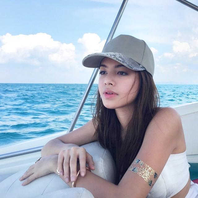 Cuộc sống đáng mơ ước của 3 hot girl con nhà tài phiệt khủng nhất Thái Lan - Ảnh 23.