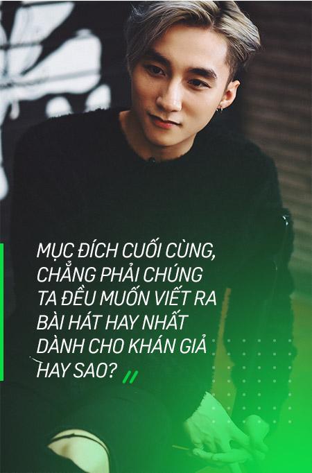 Sơn Tùng sau cuộc chia tay Quang Huy: Tương lai của Tùng phải do Tùng định đoạt, không giao cho ai được! - Ảnh 10.