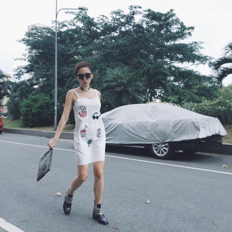 Kim Kardashian mặc như thế này thì dù dị đến mấy, Mai Ngô cũng chào thua! - Ảnh 5.