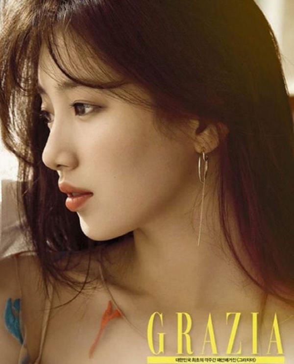 Suzy đã đủ độ chín để đọ độ gợi cảm với đàn chị trên tạp chí - Ảnh 7.