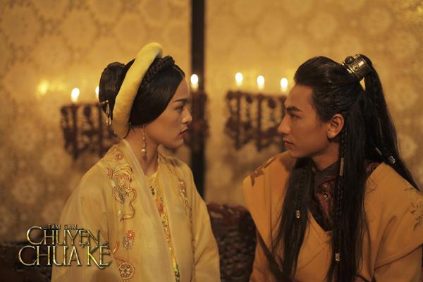 3 bộ phim cổ trang Việt khiến dân tình bàn tán xôn xao về áo váy phục trang - Ảnh 3.