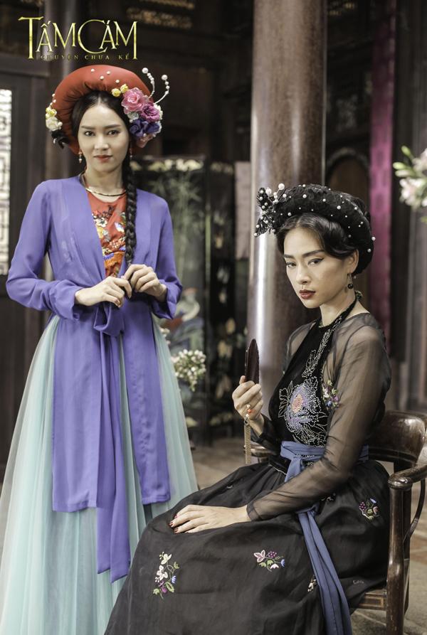 3 bộ phim cổ trang Việt khiến dân tình bàn tán xôn xao về áo váy phục trang - Ảnh 4.