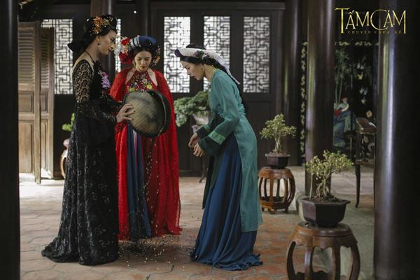 3 bộ phim cổ trang Việt khiến dân tình bàn tán xôn xao về áo váy phục trang - Ảnh 2.
