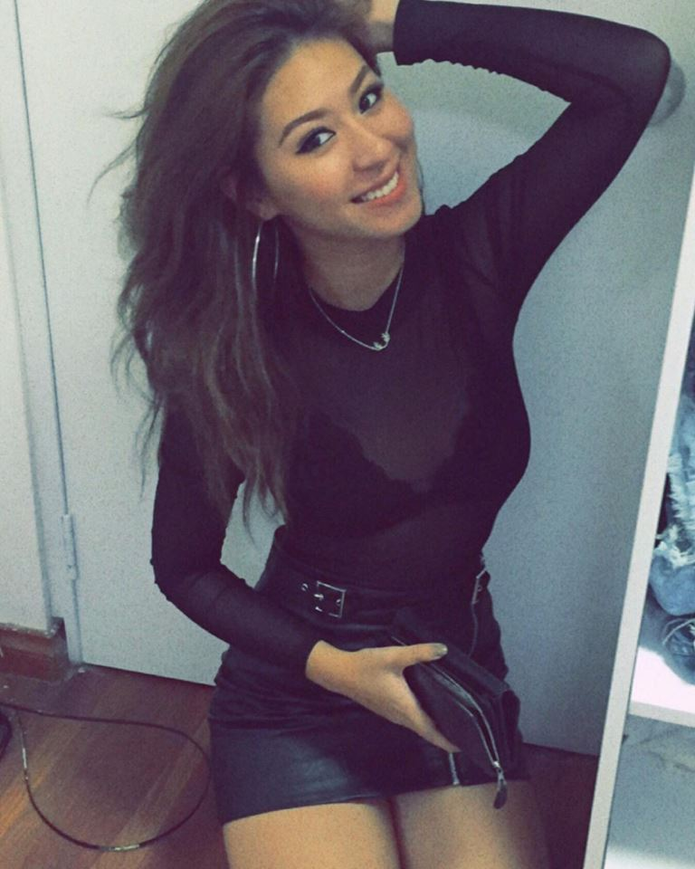 6 cô nàng hot girl Việt đang lăng xê tích cực phong cách gợi cảm - Ảnh 16.