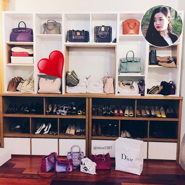Tủ giày của sao & hot girl Việt: người thì như đại lý, kẻ to như... siêu thị! - Ảnh 20.