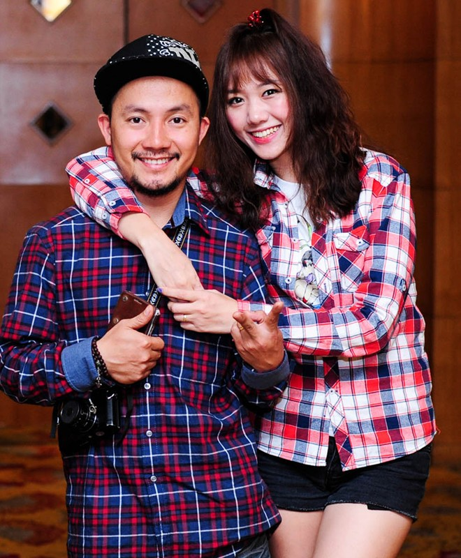 Fan sốc trước tin Hari Won chính thức chia tay Tiến Đạt sau 9 năm yêu nhau - Ảnh 2.