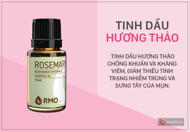 Hướng dẫn chi tiết cách dùng tinh dầu trị mụn cho da - Ảnh 4.