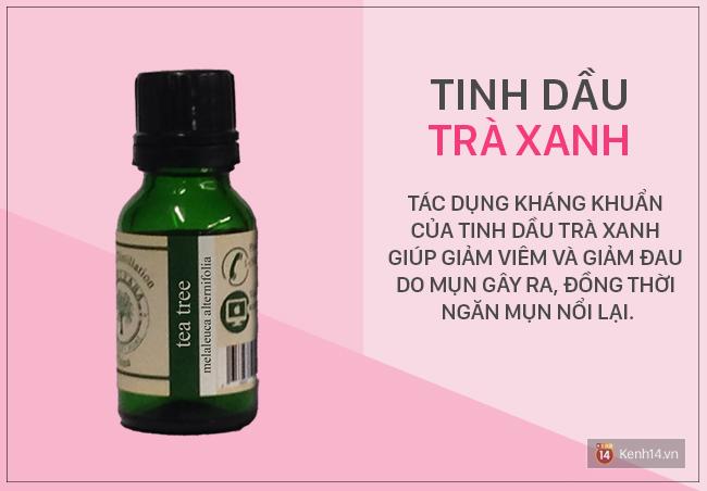 Hướng dẫn chi tiết cách dùng tinh dầu trị mụn cho da - Ảnh 5.