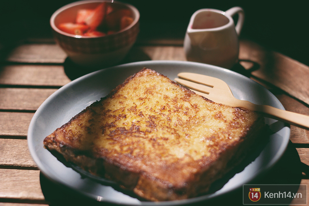 Học người Pháp cách làm bữa sáng 5 phút là xong - Ảnh 7.