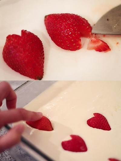 Học làm cheesecake thạch trái tim đem tỏ tình ngày Valentine - Ảnh 10.