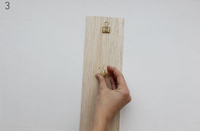 Làm khung ảnh treo tường đẹp và không thể dễ hơn chỉ với một tấm gỗ - Ảnh 5.