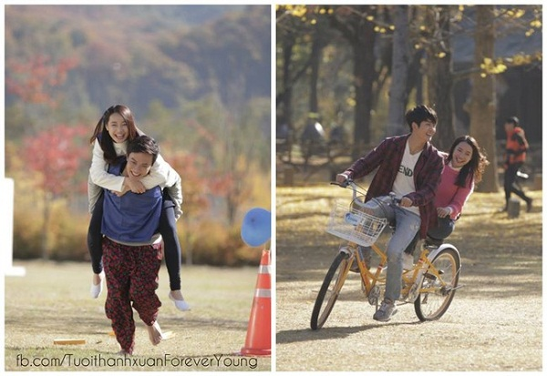 """Kang Tae Oh và Nhã Phương bắt đầu quay phim """"Tuổi Thanh Xuân 2"""" vào tháng 5 - Ảnh 3."""