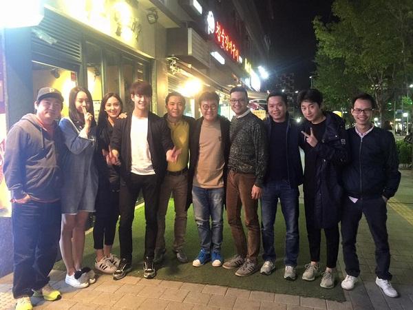 """Khởi quay """"Tuổi Thanh Xuân 2"""": Kang Tae Oh lẻ loi tại Hàn Quốc - Ảnh 3."""