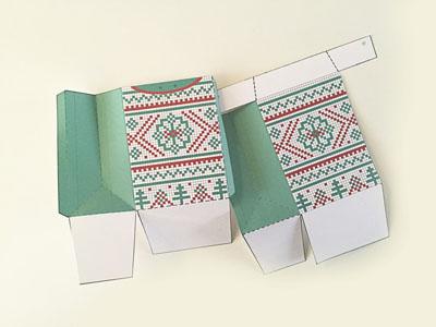 Ý tưởng gói quà Giáng Sinh siêu dễ thương dành cho người không khéo tay - Ảnh 5.
