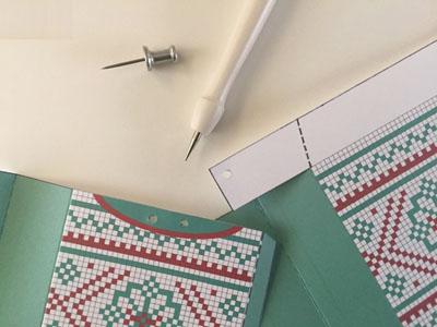 Ý tưởng gói quà Giáng Sinh siêu dễ thương dành cho người không khéo tay - Ảnh 6.