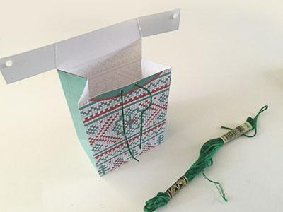 Ý tưởng gói quà Giáng Sinh siêu dễ thương dành cho người không khéo tay - Ảnh 8.