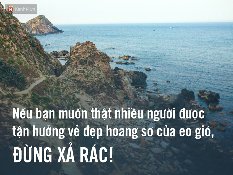 Hãy đến Eo Gió hè này để tận mắt nhìn tuyệt tác thiên nhiên ngay giữa Việt Nam mình - Ảnh 20.