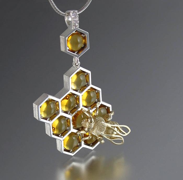 Thu hút mọi ánh nhìn với bộ ba trang sức đá quý có một không hai - Ảnh 1.