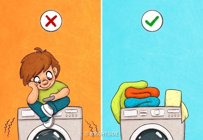Nhiều người thường dùng đồ gia dụng sai cách làm chúng mau hỏng - và đây là 12 ví dụ tiêu biểu - Ảnh 1.