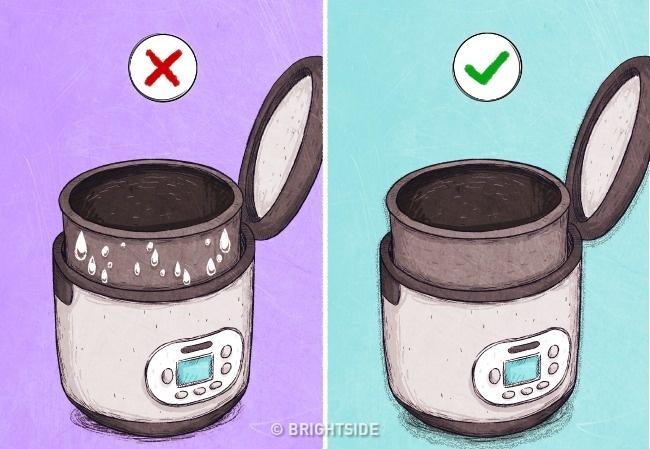 Nhiều người thường dùng đồ gia dụng sai cách làm chúng mau hỏng - và đây là 12 ví dụ tiêu biểu - Ảnh 5.