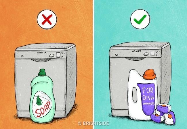 Nhiều người thường dùng đồ gia dụng sai cách làm chúng mau hỏng - và đây là 12 ví dụ tiêu biểu - Ảnh 10.