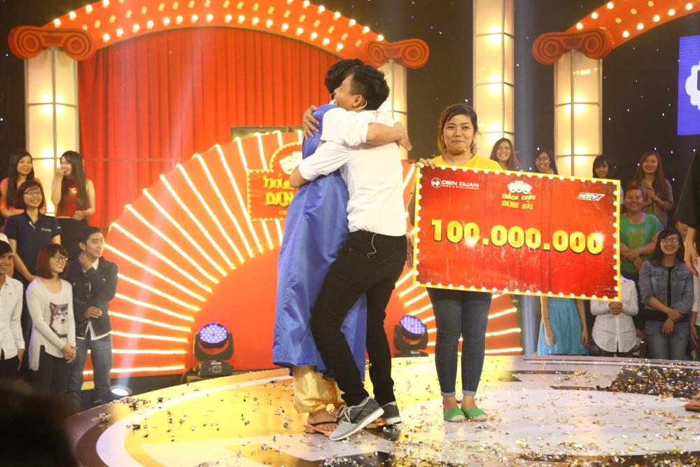 Hot boy trà sữa giành 100 triệu tại Thách thức danh hài đúng như kì vọng - Ảnh 6.