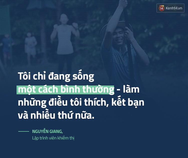 Chàng lập trình viên khiếm thị người Việt được vinh danh trên báo nước ngoài: Tôi không muốn mình trở nên đặc biệt - Ảnh 2.