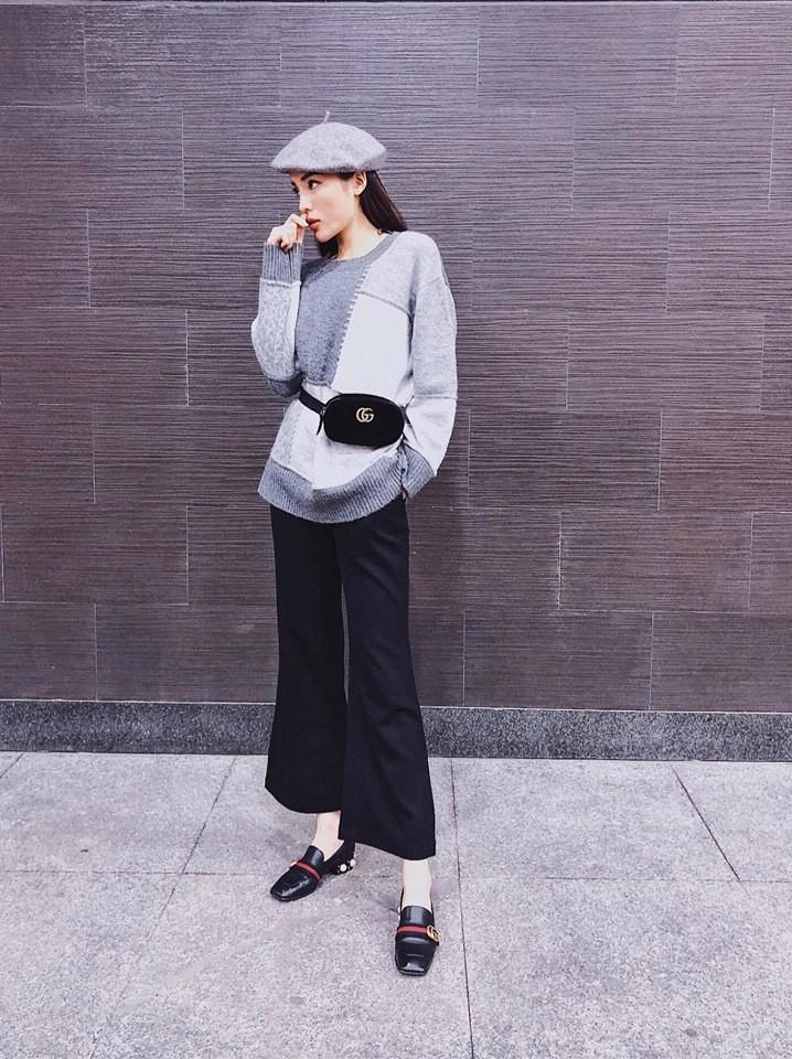 Cùng khoe ảnh chụp từ sau lưng, Hà Hồ - Thanh Hằng khiến đàn em ngả mũ vì street style quá xịn sò - Ảnh 4.