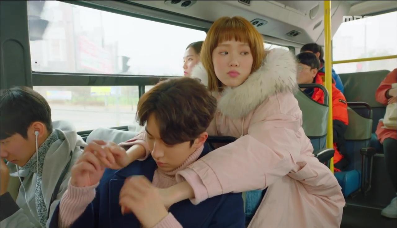 """""""Tiên Nữ Cử Tạ"""": Nam Joo Hyuk nguyện cạo đầu để bớt đẹp trai vì Lee Sung Kyung - Ảnh 2."""
