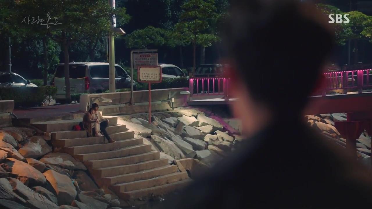Nam thứ đáng thương nhất Hàn Quốc: Cay đắng nhìn bạn thân và crush ôm nhau - Ảnh 2.