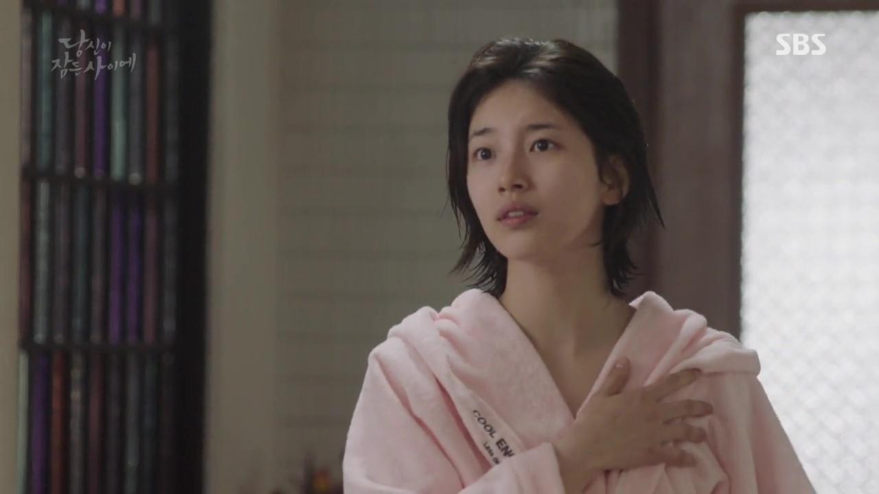 Suzy lộ bí mật thầm kín trước Lee Jong Suk, tự ví mình như... Mona Lisa - Ảnh 3.