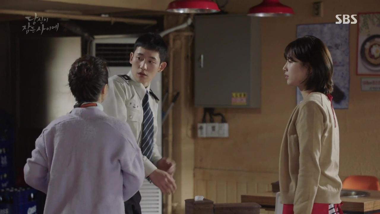 Hé lộ lí do Lee Jong Suk có siêu năng lực và số phận bi thảm của Suzy - Ảnh 11.