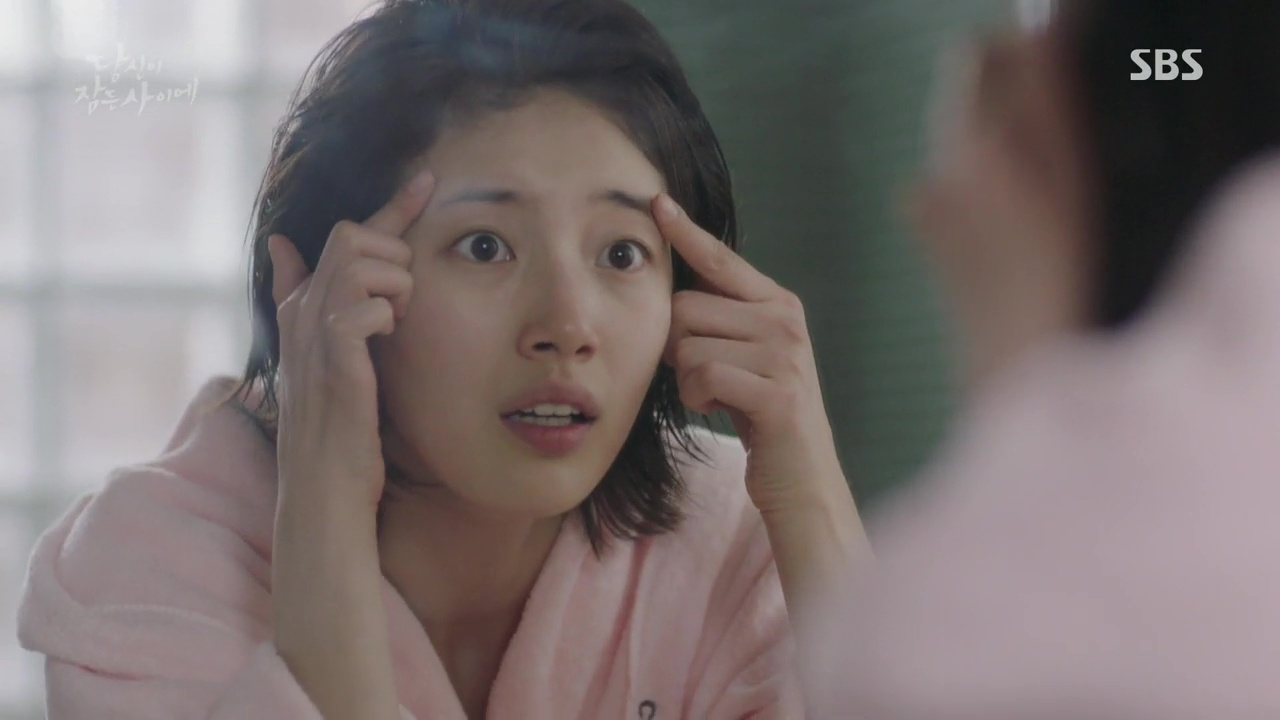 Suzy lộ bí mật thầm kín trước Lee Jong Suk, tự ví mình như... Mona Lisa - Ảnh 6.